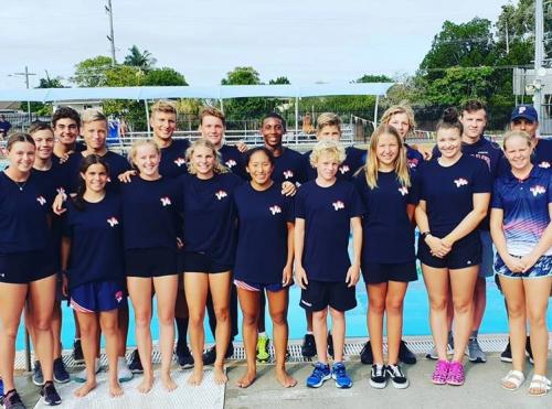 Open Water Team 2019